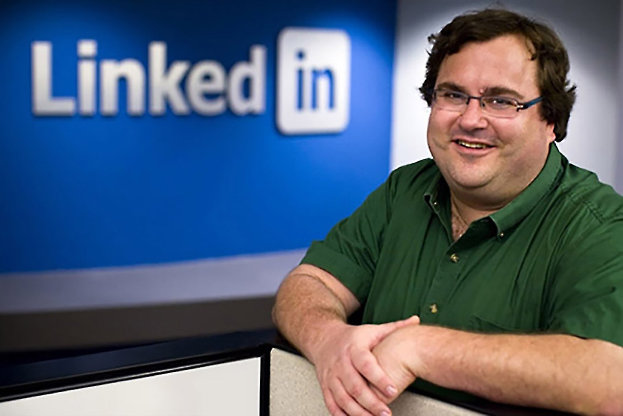 LinkedIn's Reid Hoffman: Success Tips from Silicon Valley