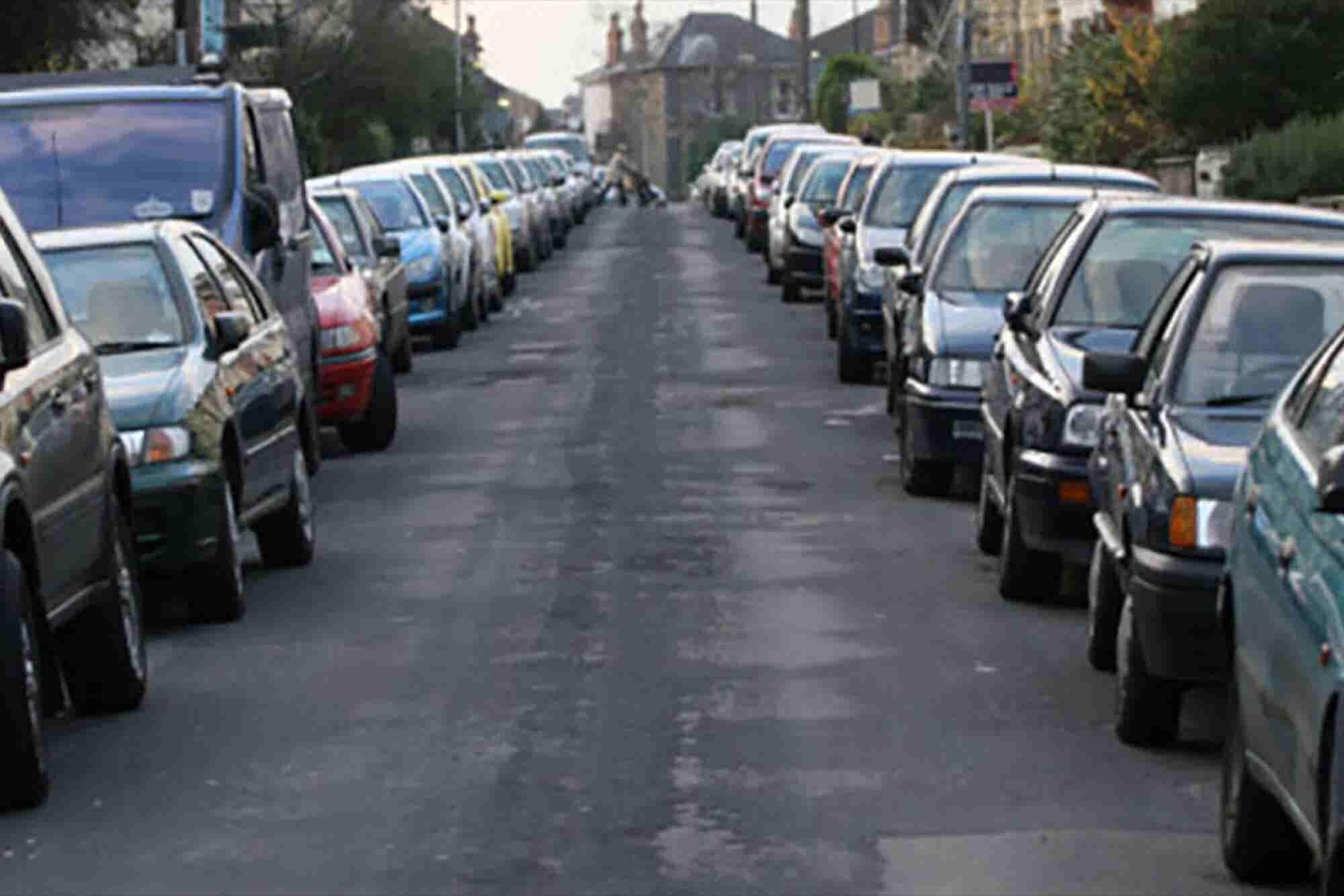 Renta de lugares de estacionamiento