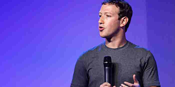 Playlist: la música favorita de Mark Zuckerberg