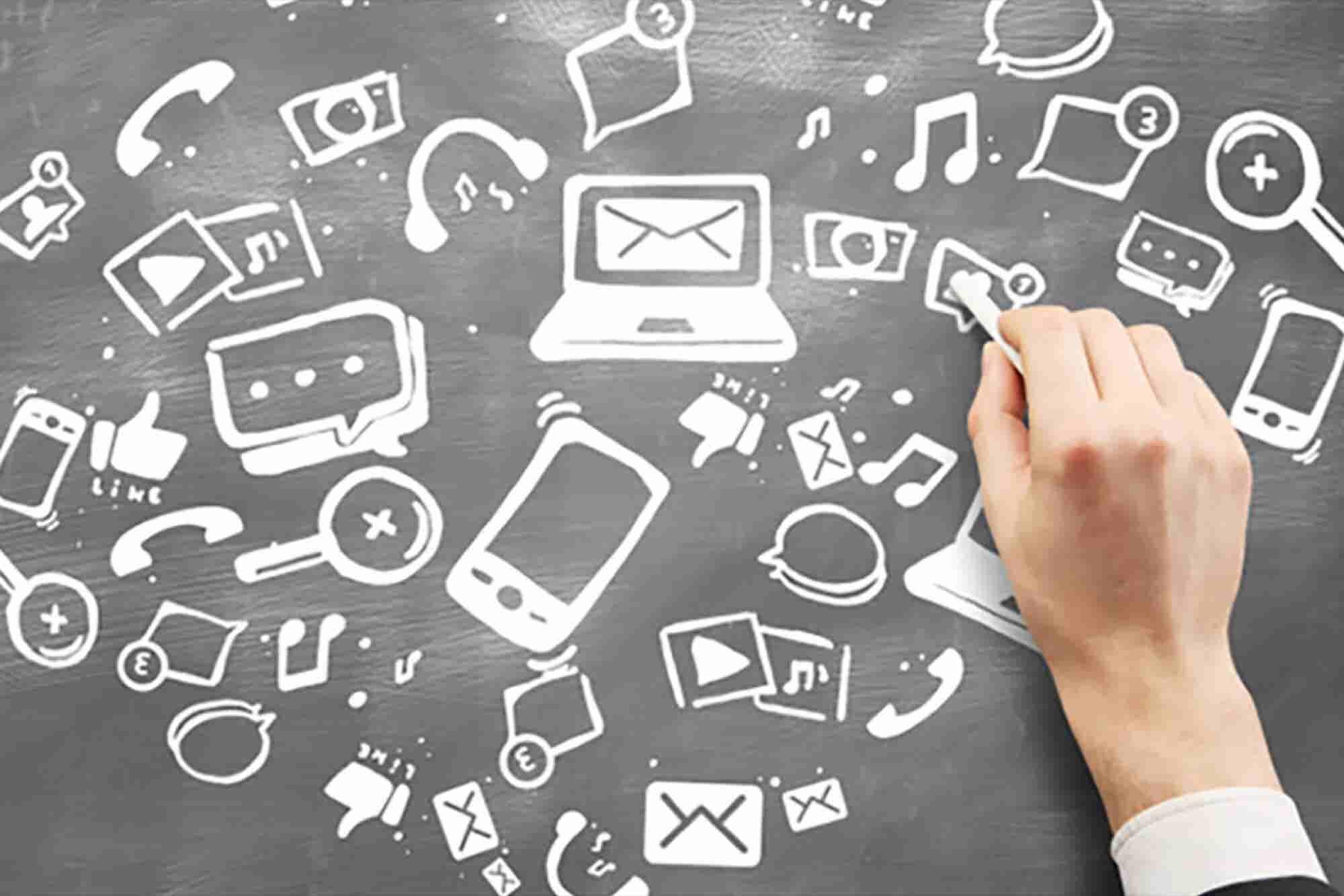 5 hábitos para el éxito en las redes sociales