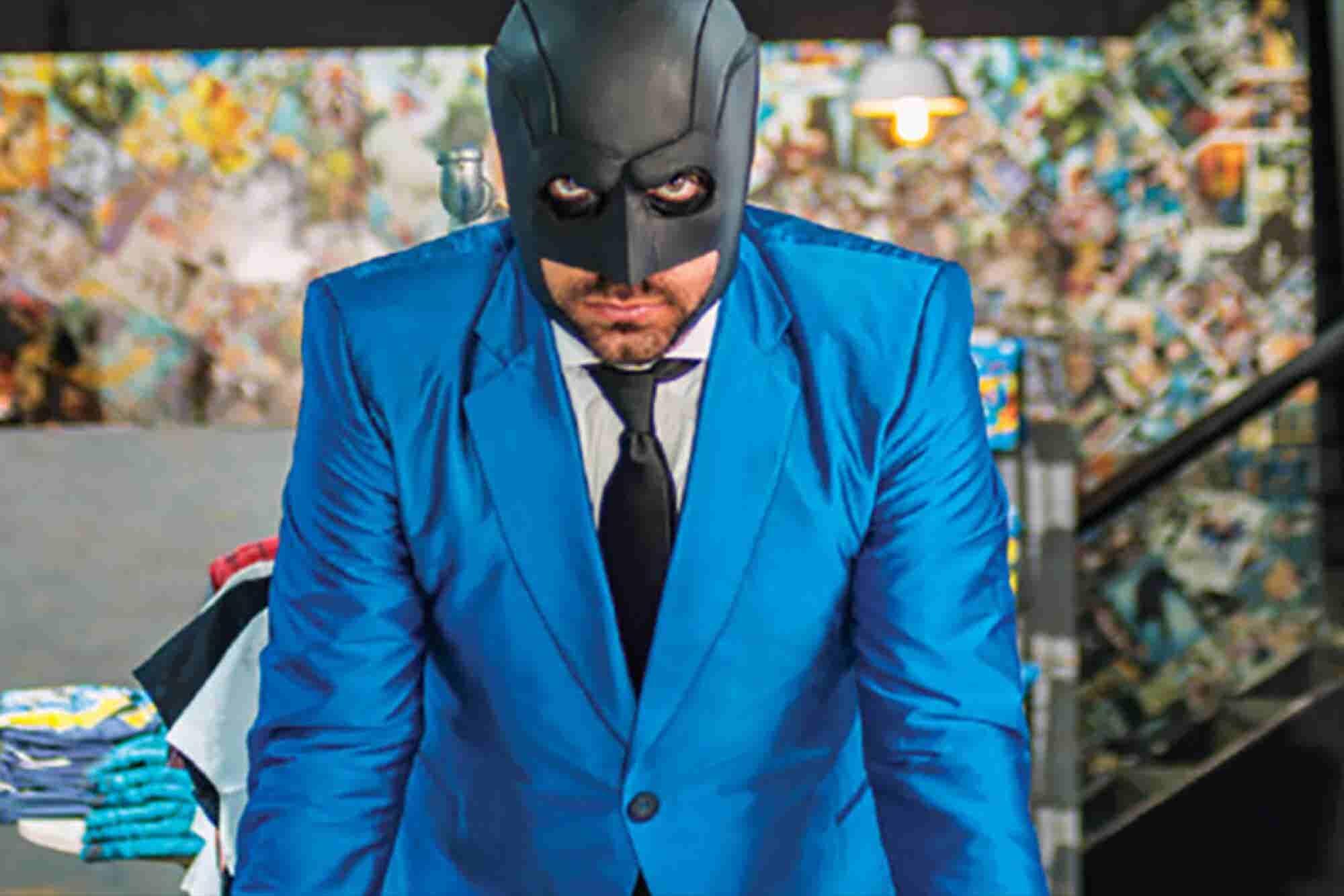 Máscara de látex: Una prueba del ingenio mexicano