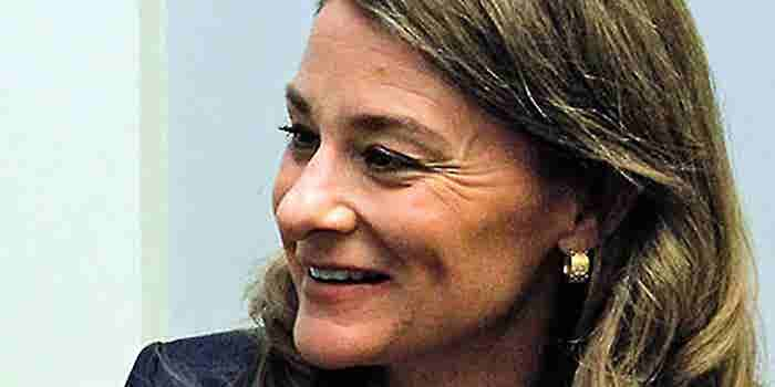 Melinda Gates on Using Technology to Make Meaningful Connections