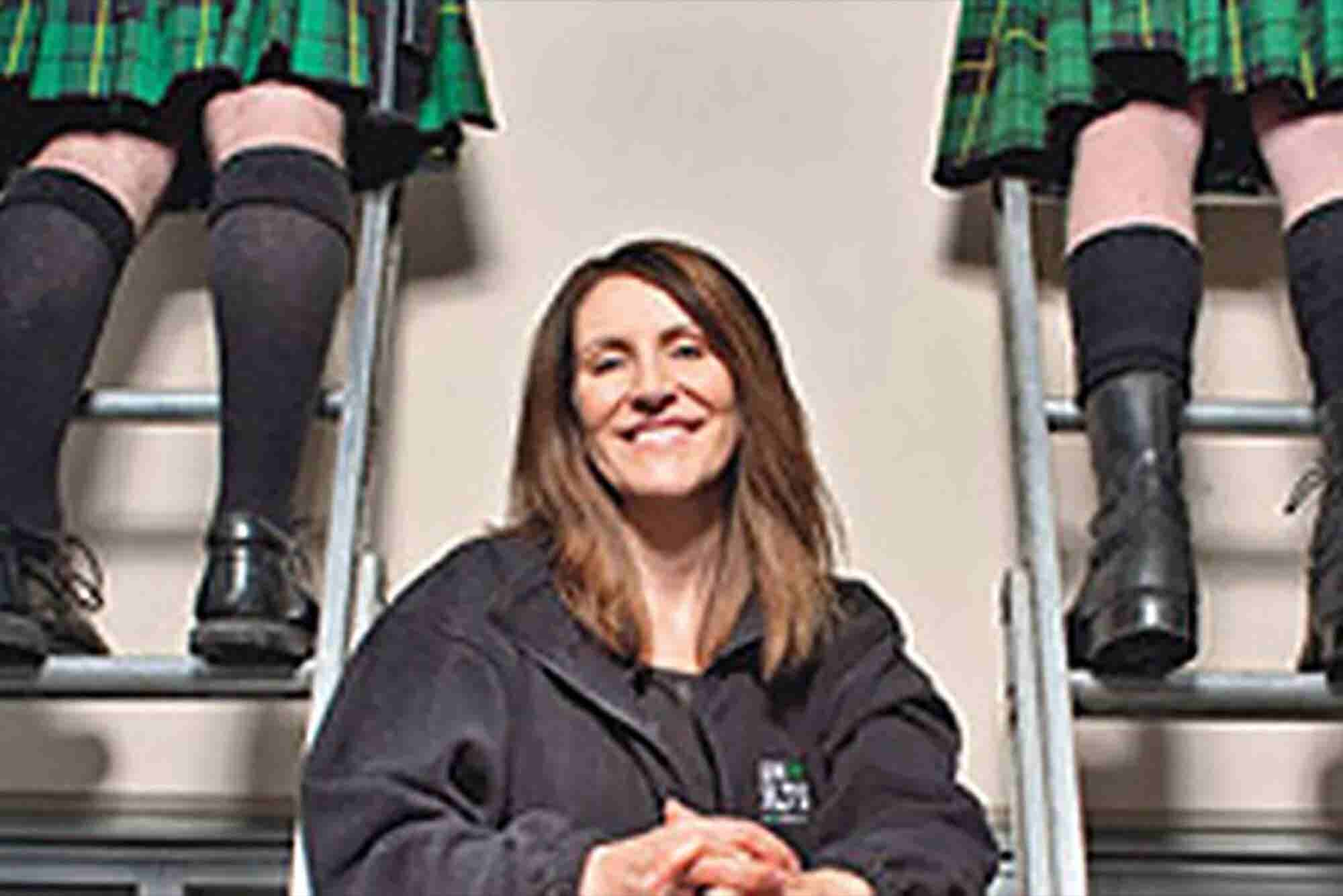A Window Washer Puts Workers in Kilts to Skirt Competition and Build I...