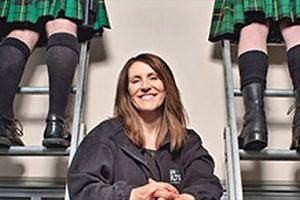 A Window Washer Puts Workers in Kilts to Skirt Competition and Build Its Brand