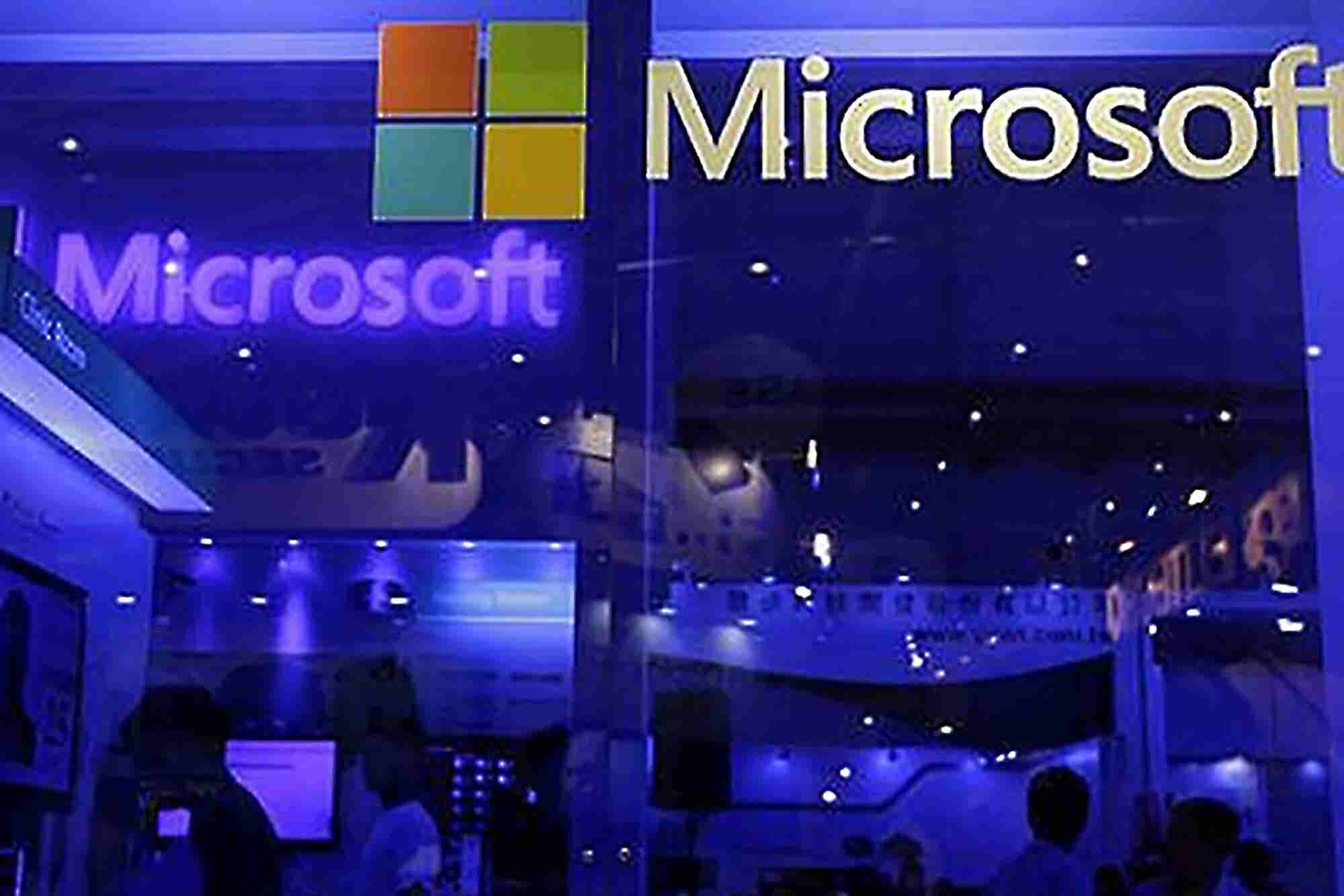 Microsoft and Oracle Join Forces Against Smaller Rivals in Cloud