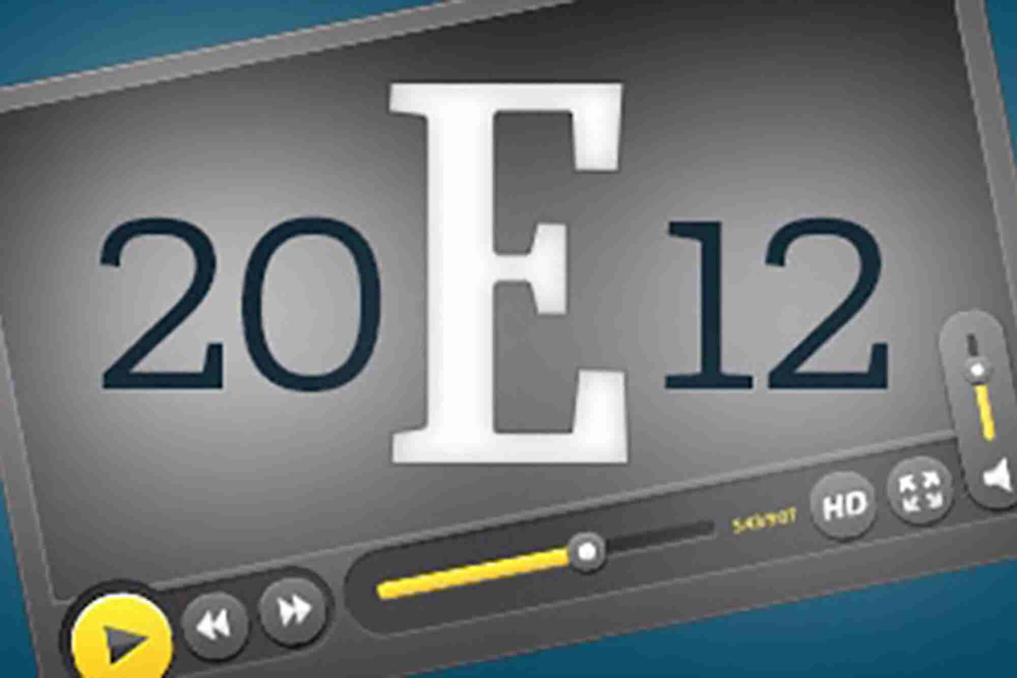 Entrepreneur's Top 10 Videos of 2012