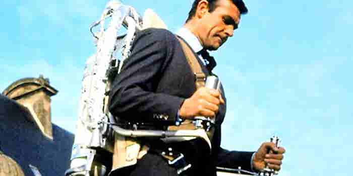 Move Over James Bond. Here Comes a Jetpack for the Rest of Us