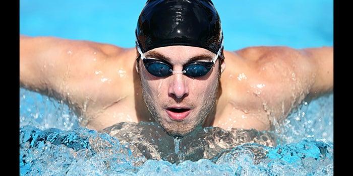Tienda en línea para nadadores