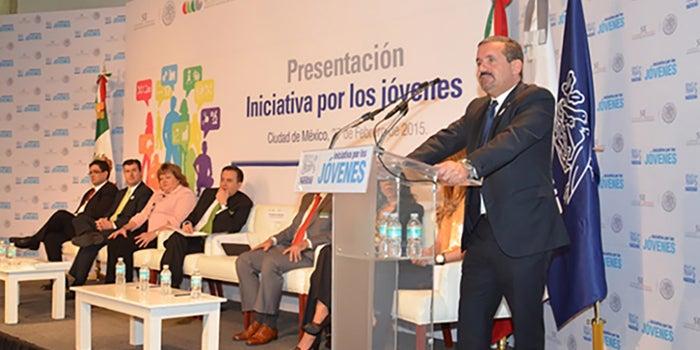 Presentan Iniciativa por los Jóvenes de Nestlé