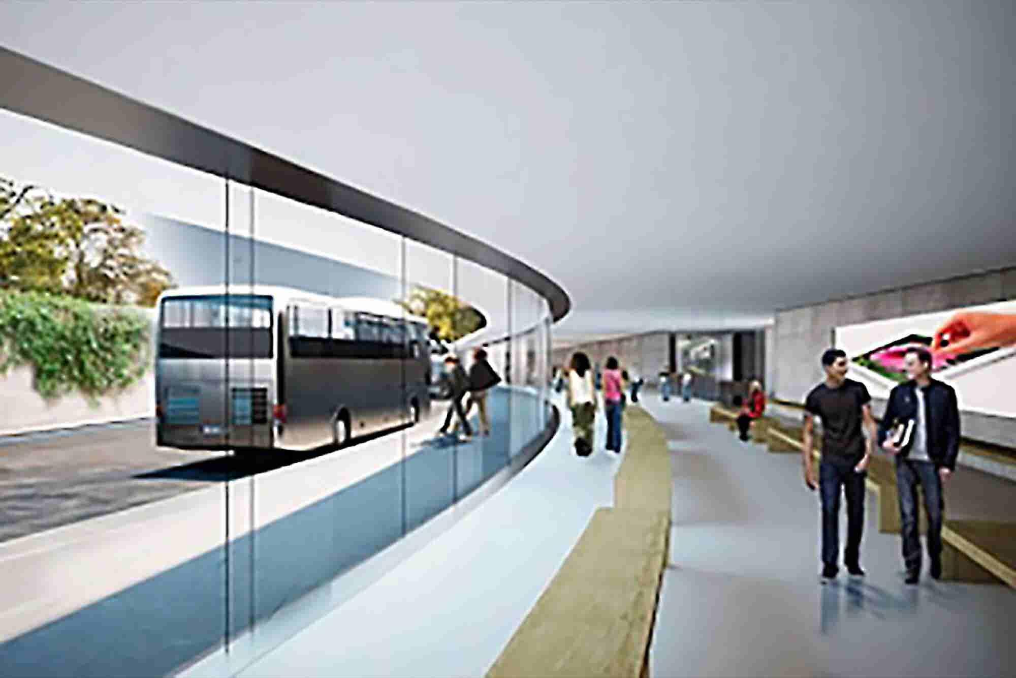 New Images of Apple's 'Spaceship' Headquarters in California