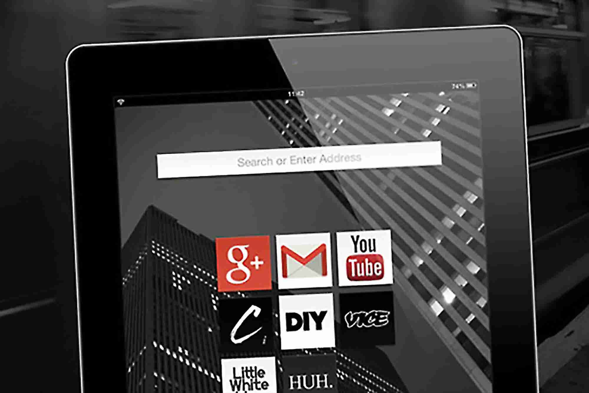 New Tablet-Specific Web Browser Is Built on Swipe Navigation