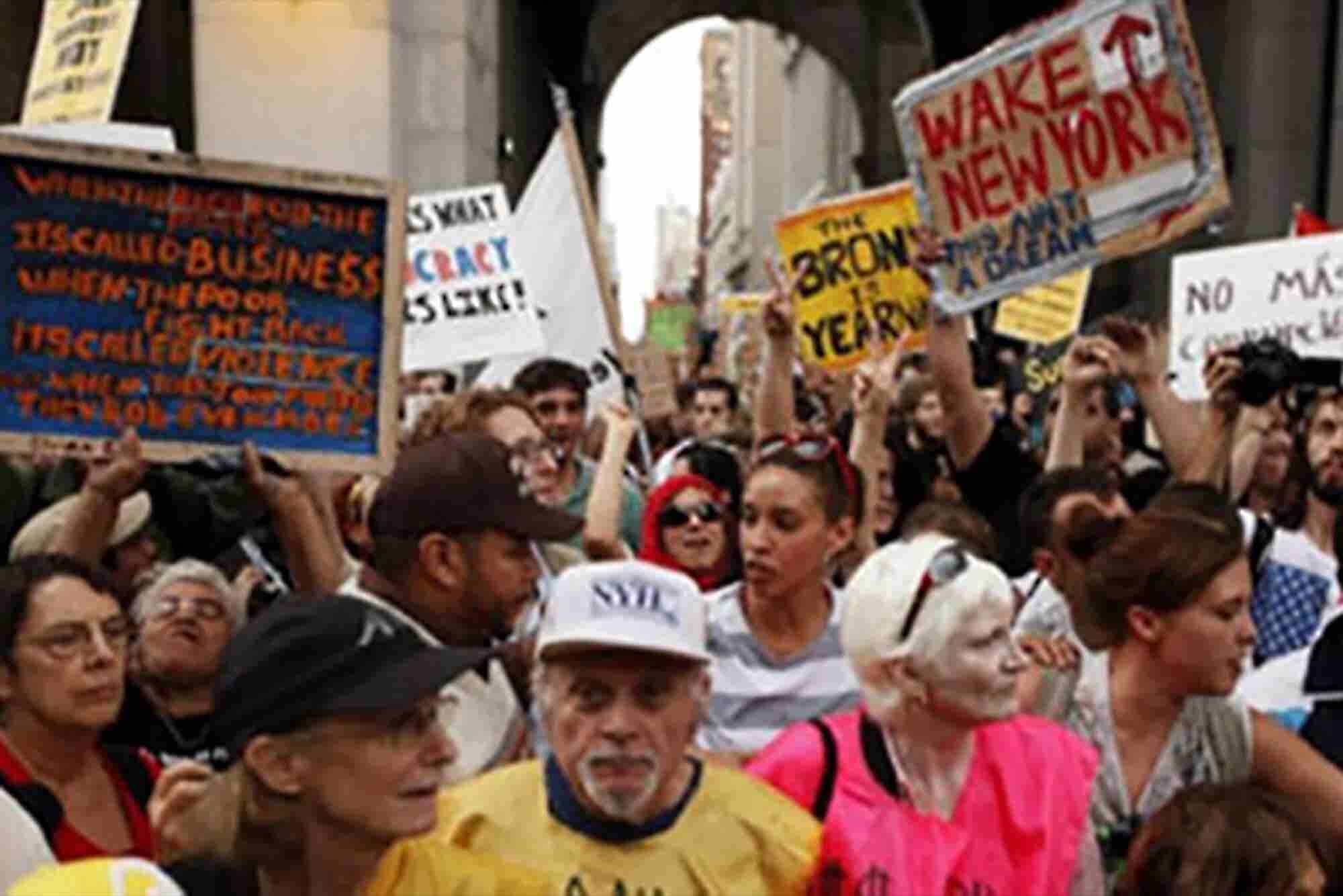What Does Occupy Wall Street Mean for Your Business?