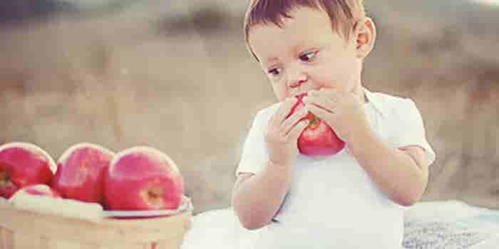 Comida orgánica para bebés