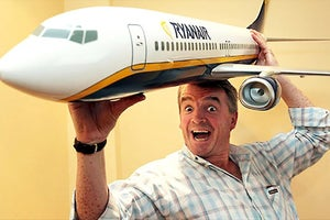 Outspoken Ryanair CEO Michael O'Leary's Twitter Live Chat Was Fascinating, Inappropriate and Helpful