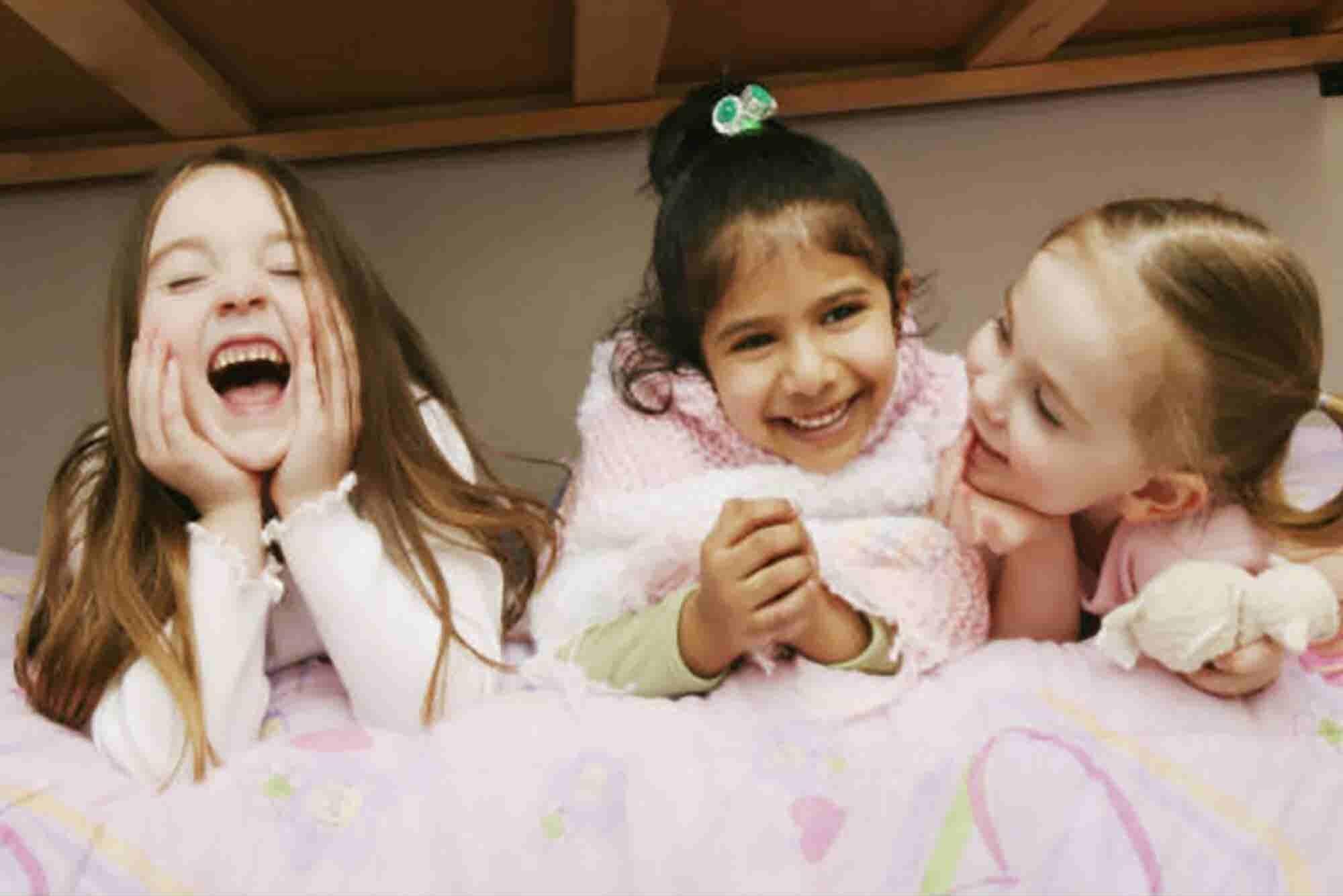 Pijamadas para niñas