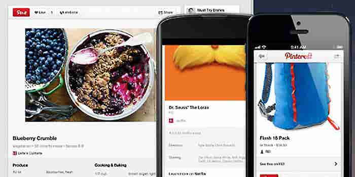 Pinterest Pins Will Promote Product Pricing, Availability and Retail Location