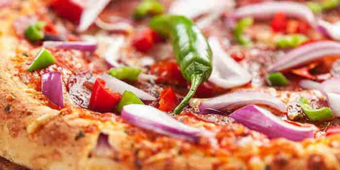 Restaurante de pizzas y tlayudas