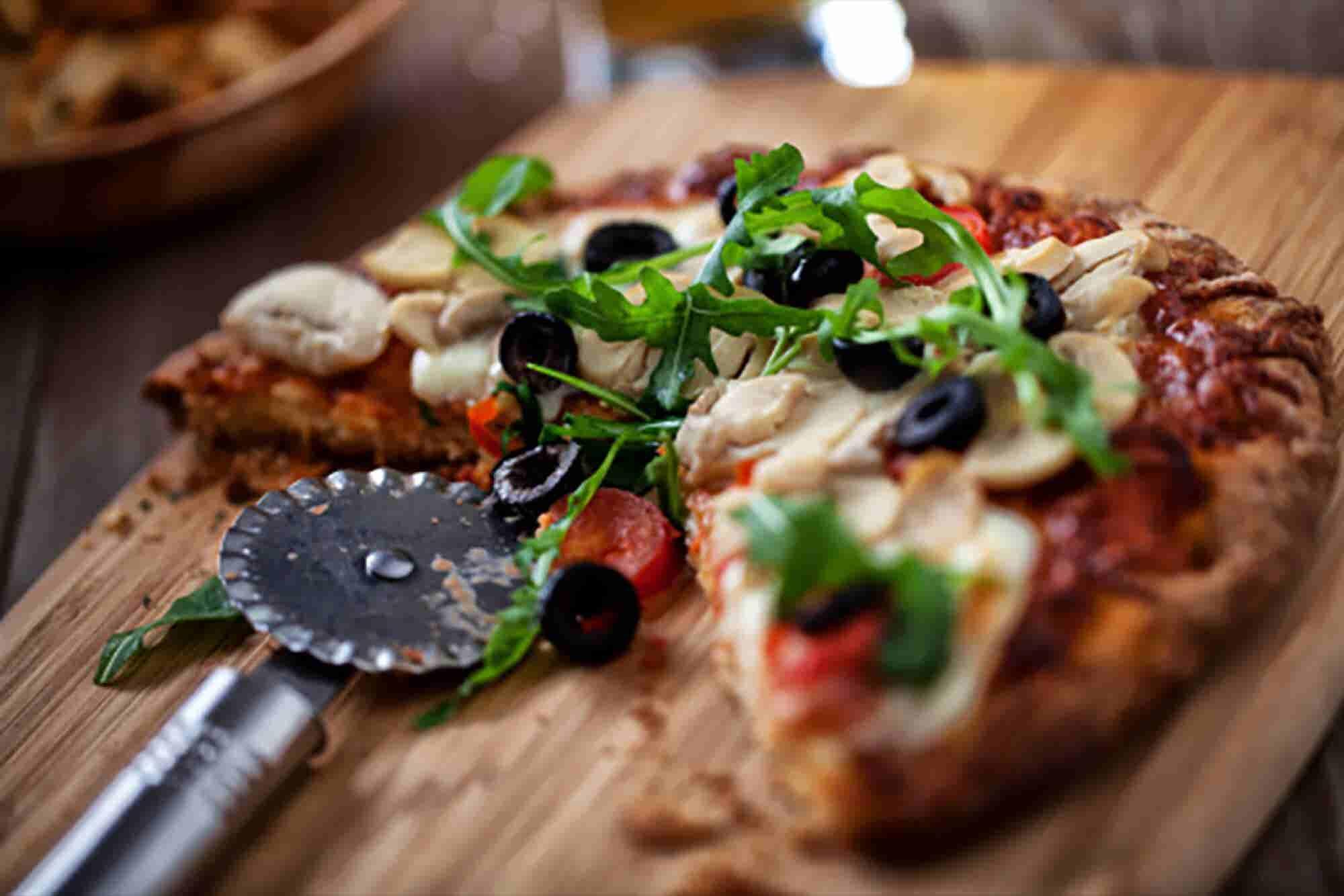 Pizzerías para embarazadas
