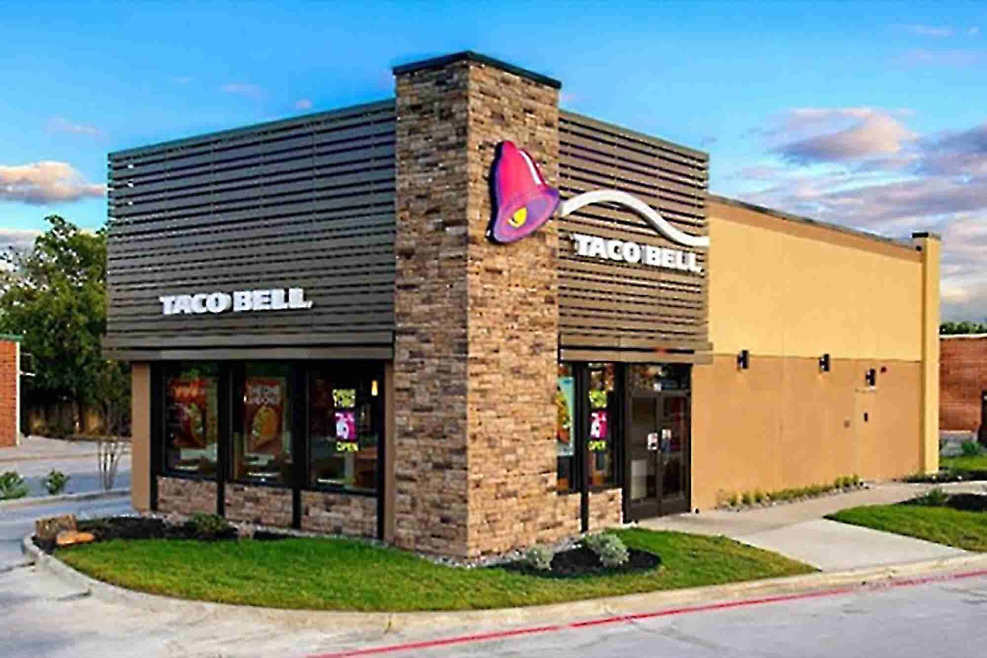 Potential Franchisees, Take Note: Taco Bell Hopes to Open 2,000 U.S. Restaurants by 2023