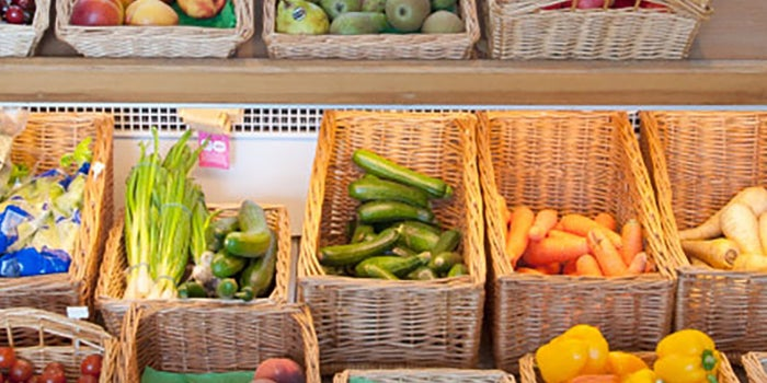 Tienda de productos orgánicos