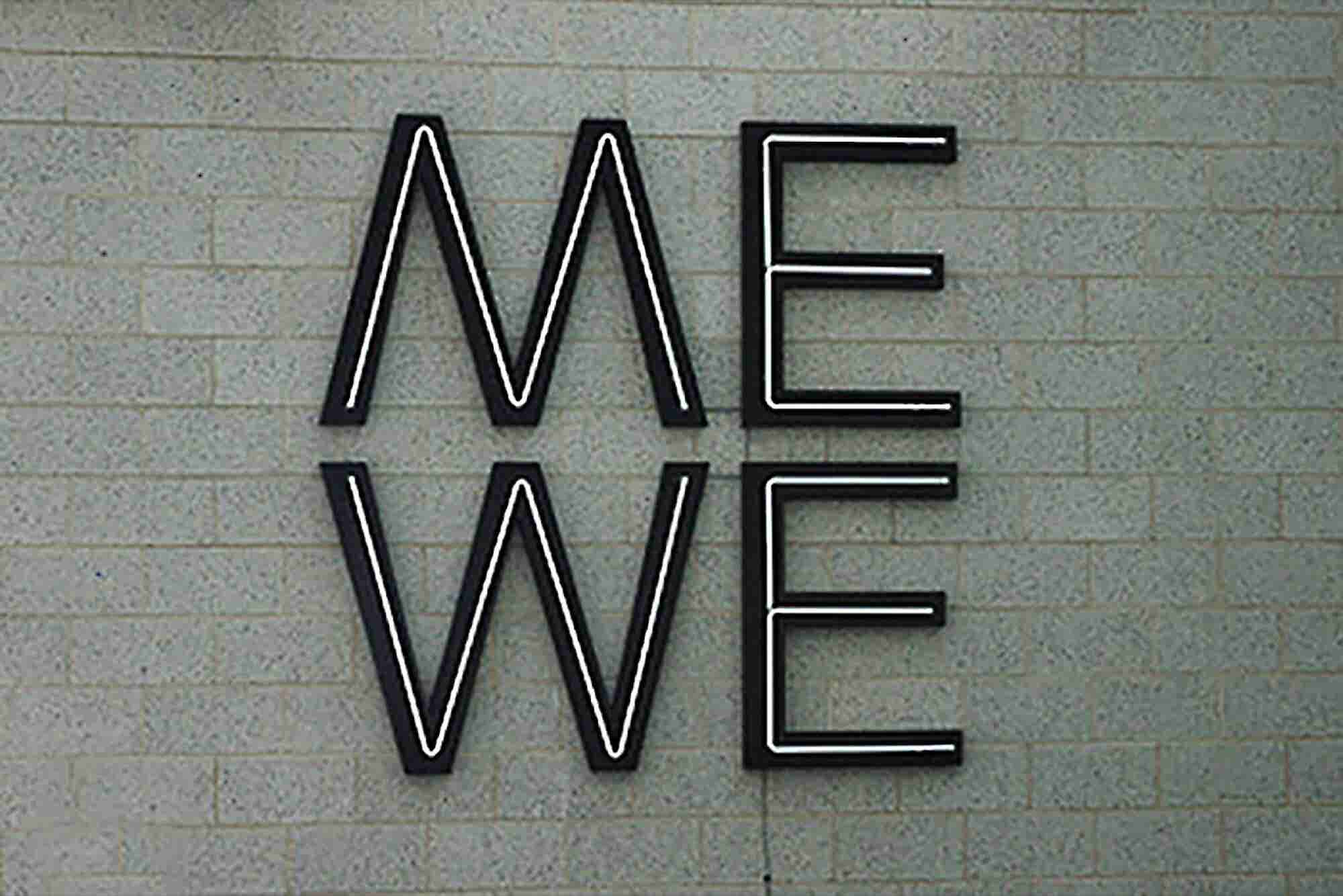 When You Raise Capital, Think 'We' Instead of 'Me'