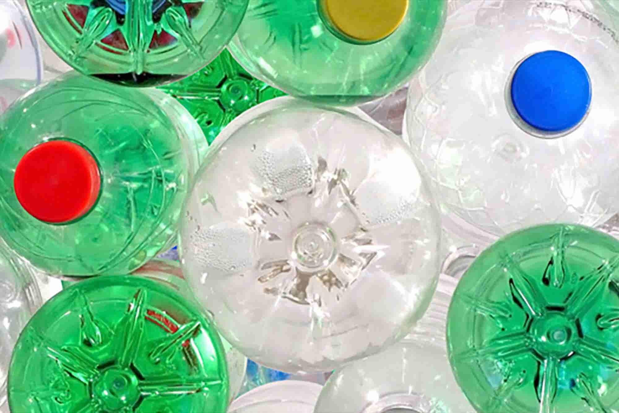 Reciclaje de envases PET