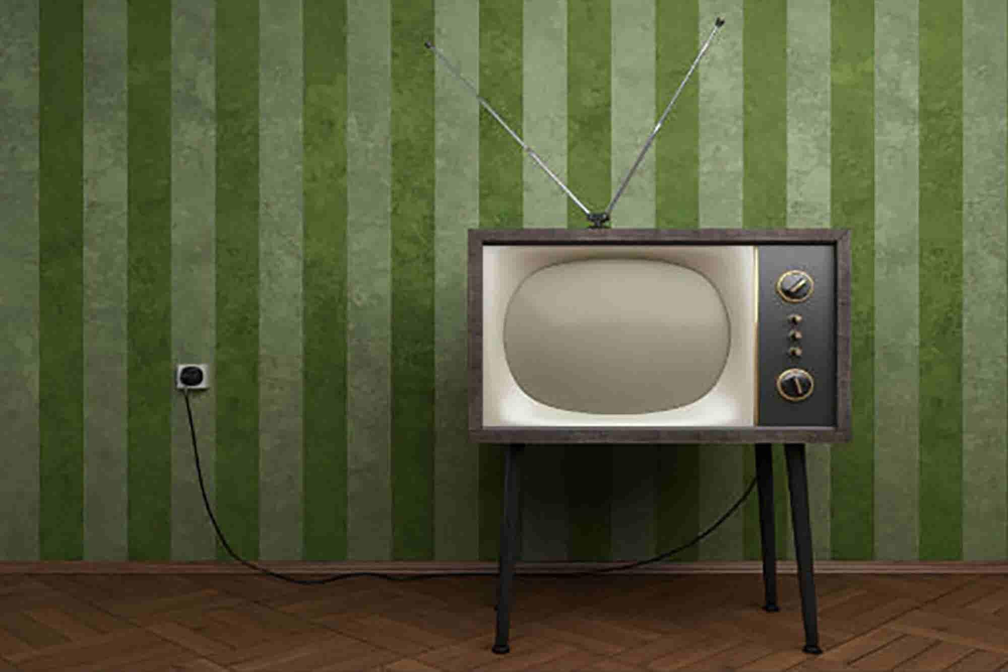 Reciclaje de televisiones