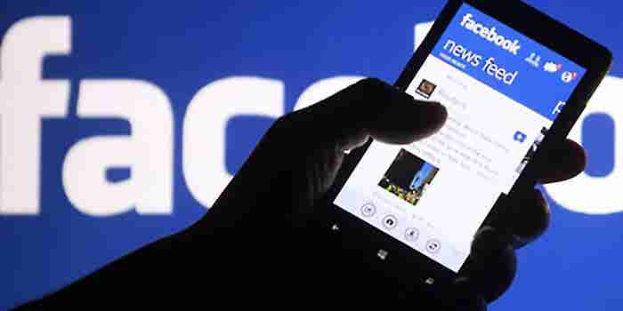 Report: Facebook Wants to Become Your Mobile News Reader