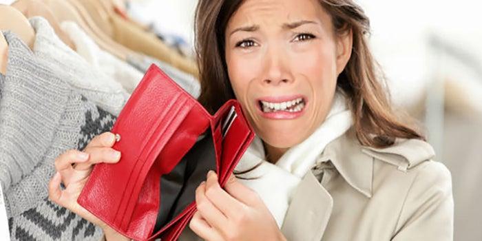 """6 tips para recuperarse de un """"resbalón"""" financiero"""
