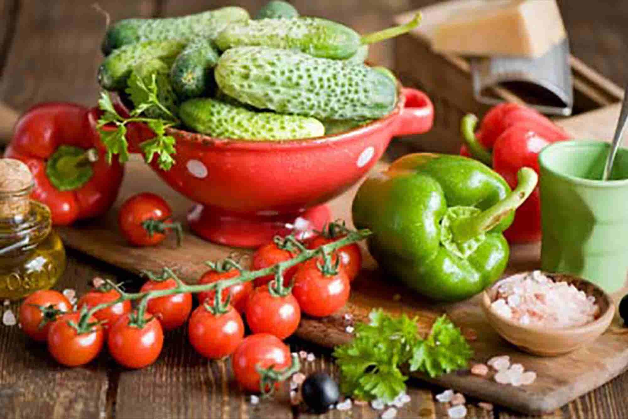 Restaurante de comida orgánica