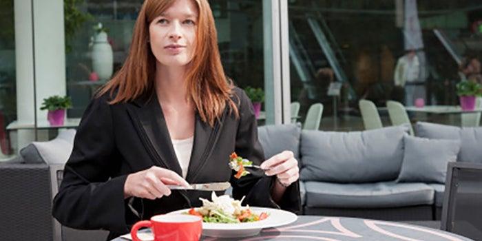 Restaurantes para quienes comen solos