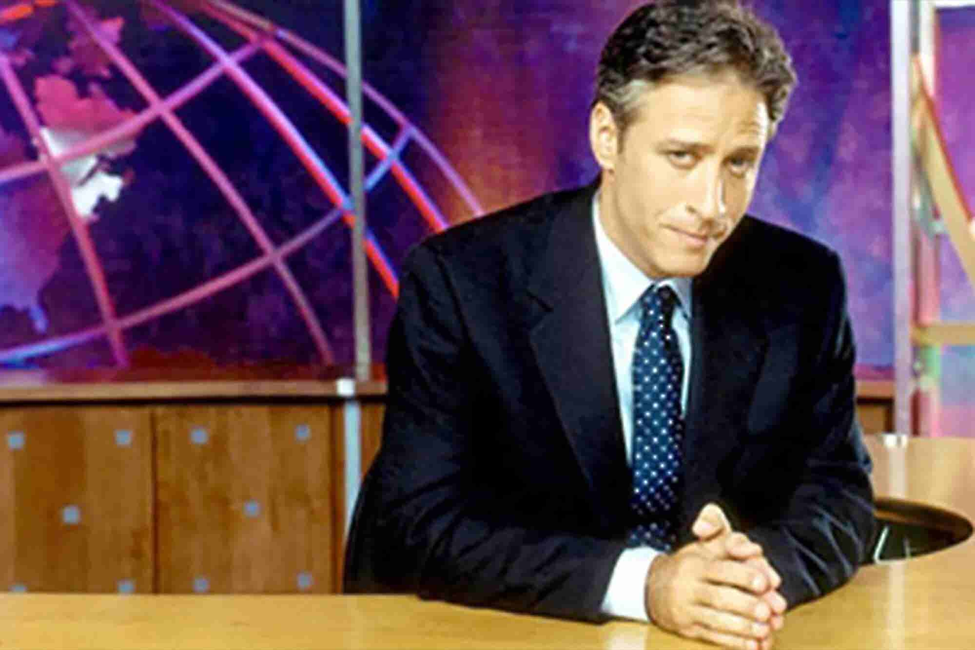 What Retail Startups Can Learn From 'The Daily Show'