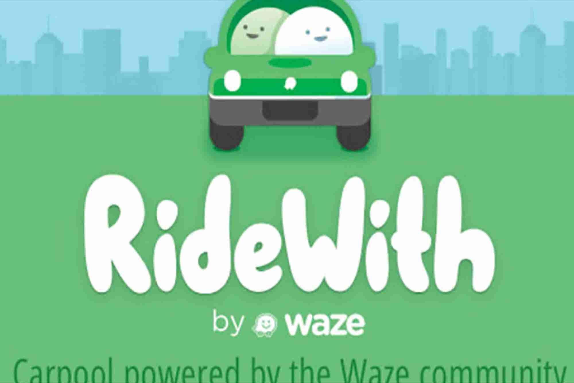Google prueba un programa de carpooling