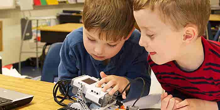 Talleres de robótica para niños