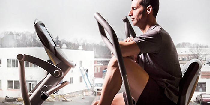 A Franchisee Gym Pumps up Profits by Going Green