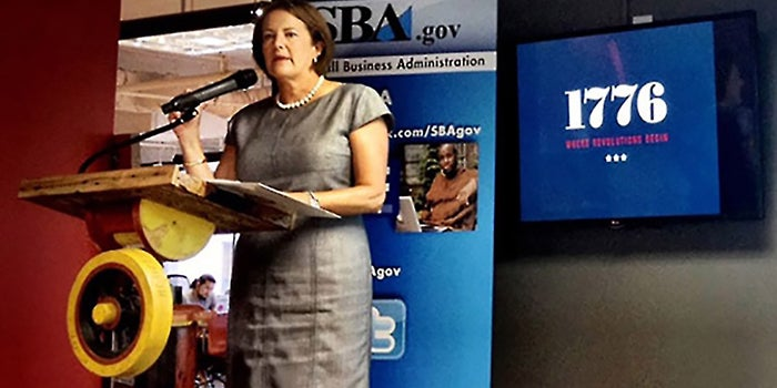 SBA Shows High-Tech Startups Some Love