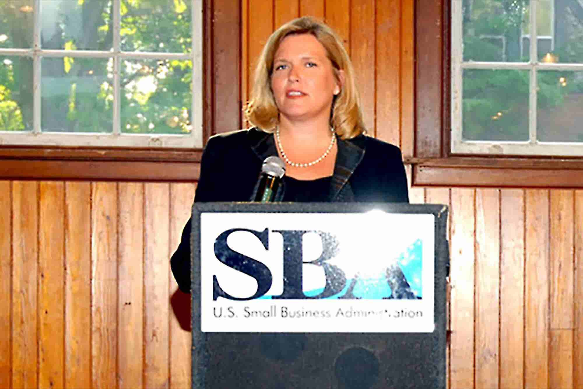 SBA Gets a Temporary Chief