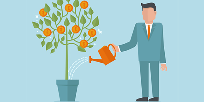 ¿El secreto para crecer? Invertir bien