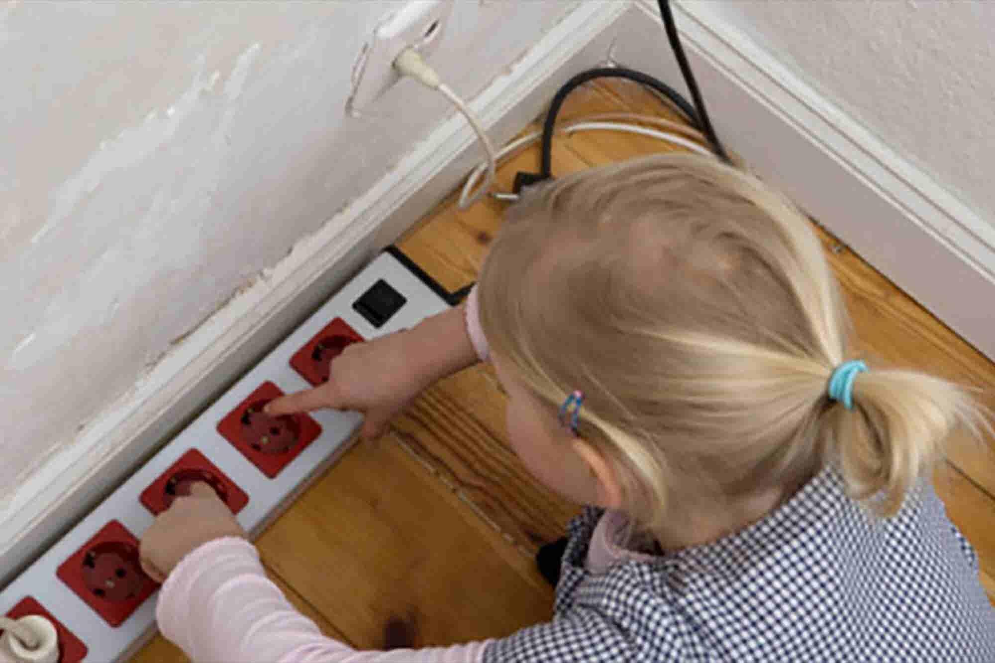 Seguridad para niños en el hogar