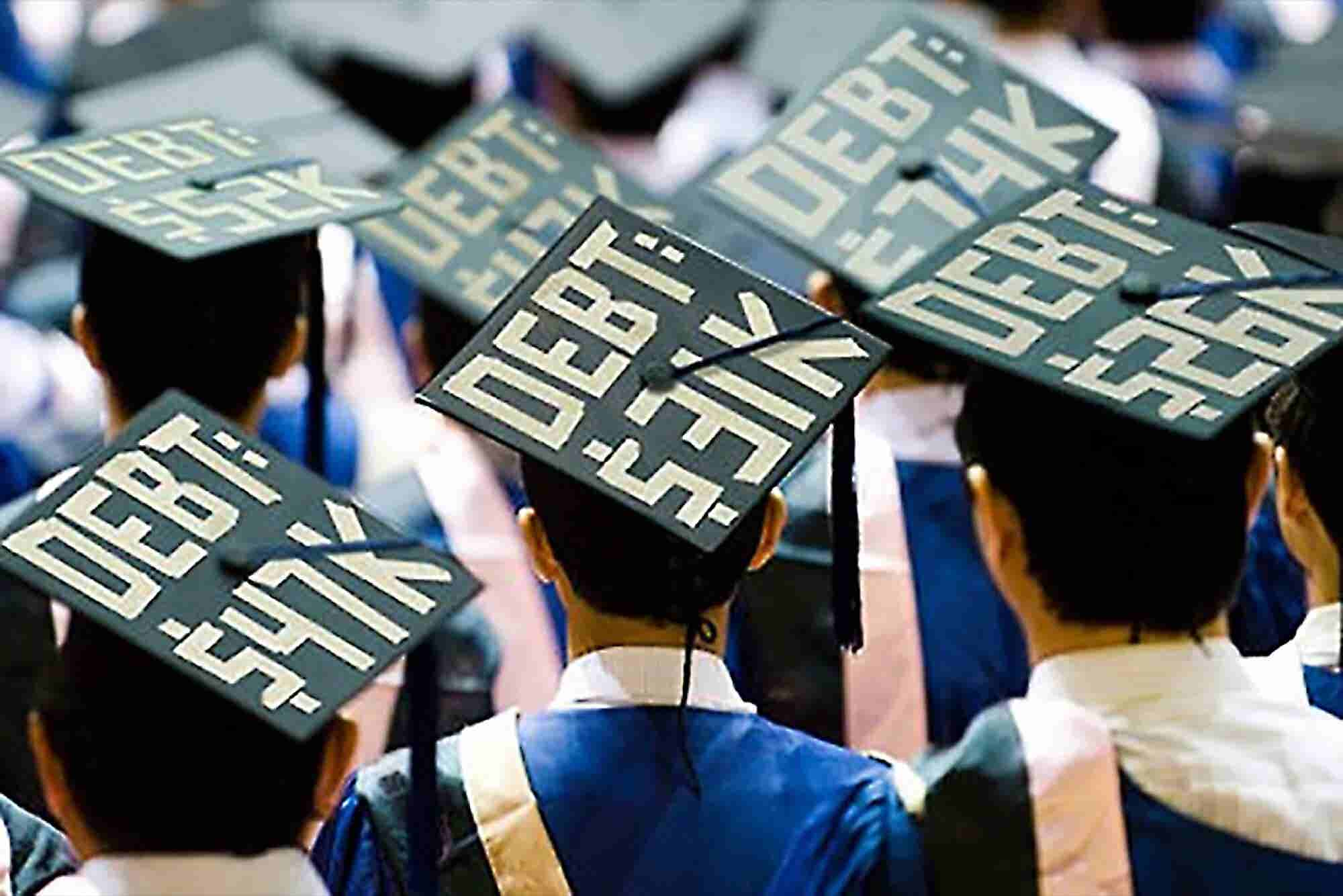 The Skinny on Widening Student Debt Loads (Infographic)