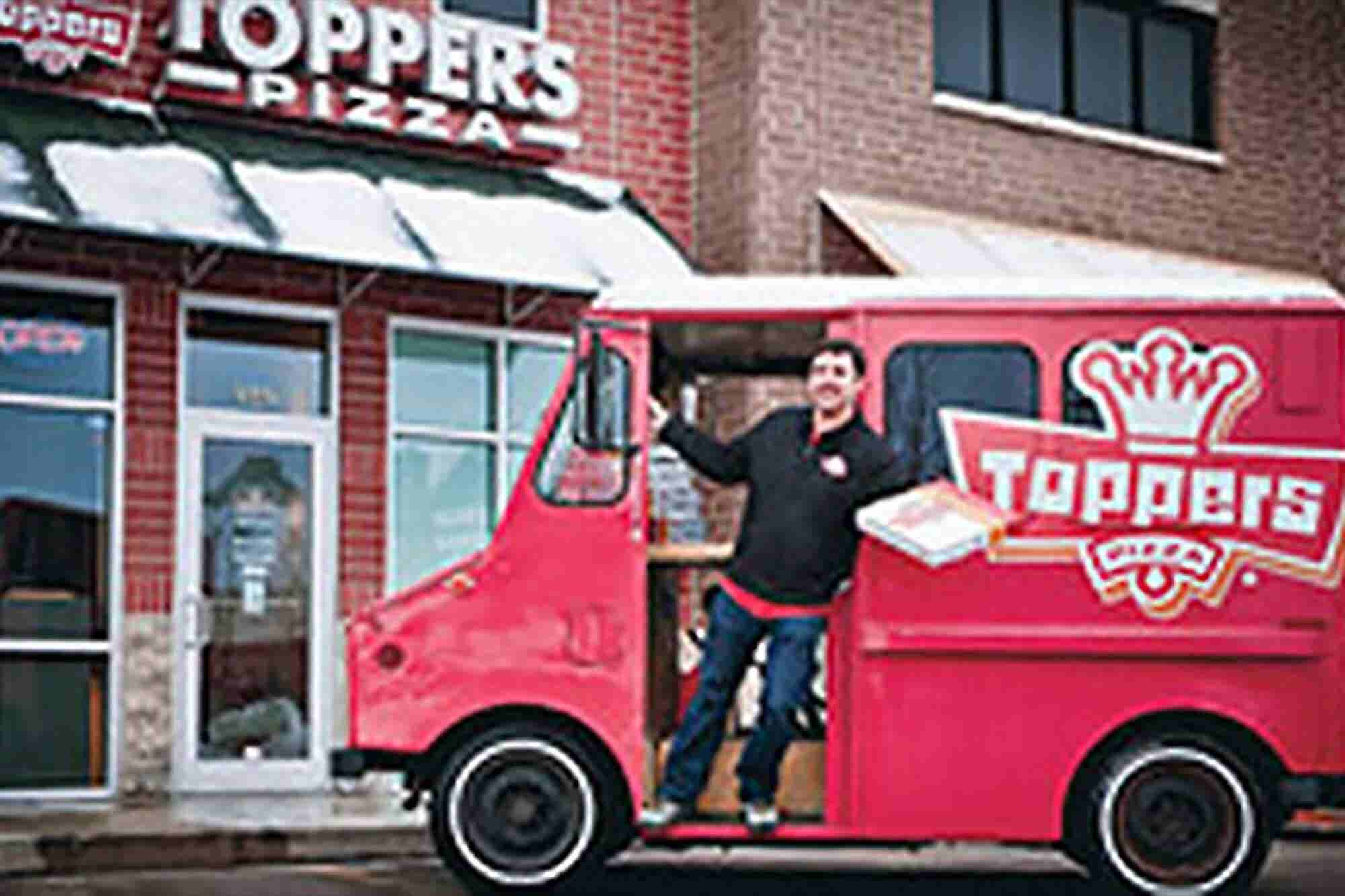 A Pizza Franchisee Explains the Secrets Behind His Success