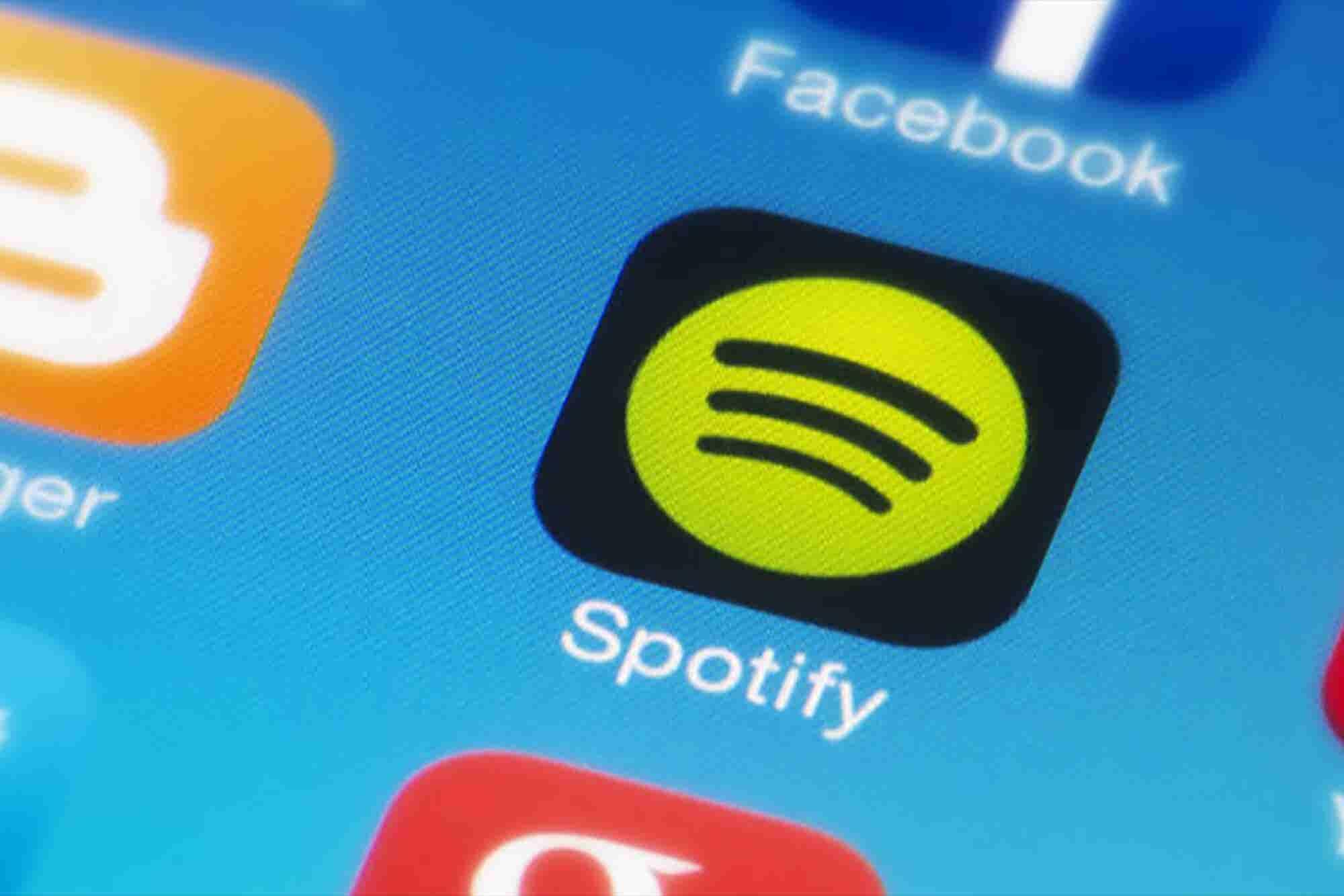 Spotify ofrecerá contenidos en video