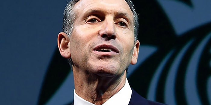 Starbucks CEO Launches Petition to End Government Shutdown
