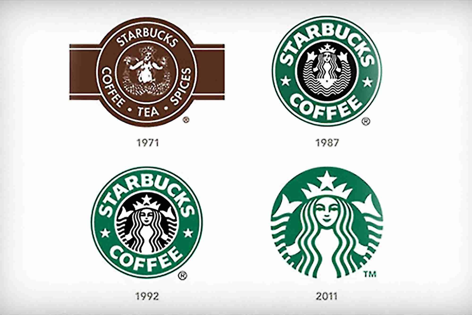 10 Big Brand Logo Transformations