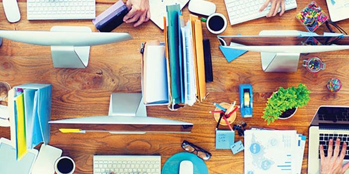 Renta de espacios de co-working