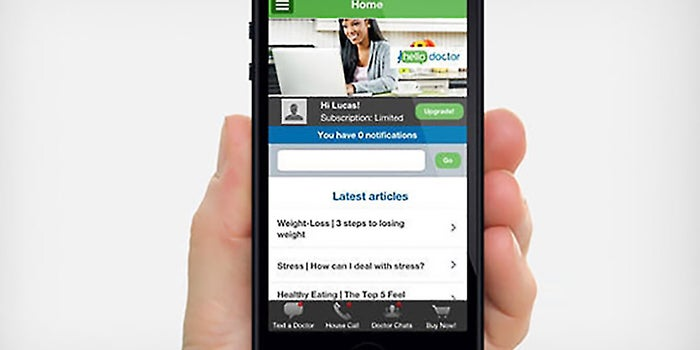 Stay Healthy With These 3 Free iPhone and iPad Apps
