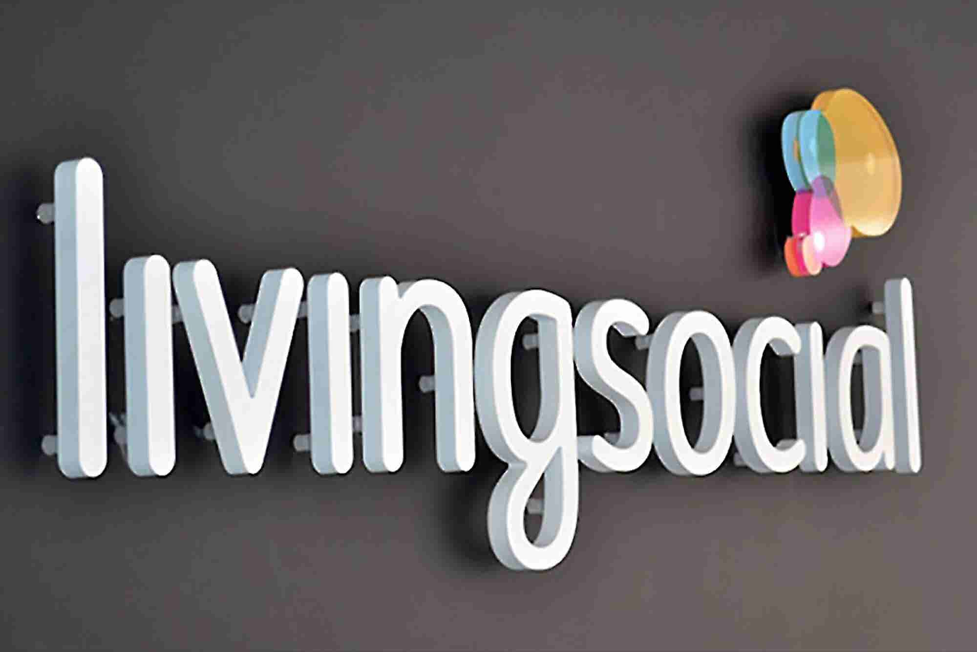 Struggling Deals Site LivingSocial Kills Events Group, Closes New York...