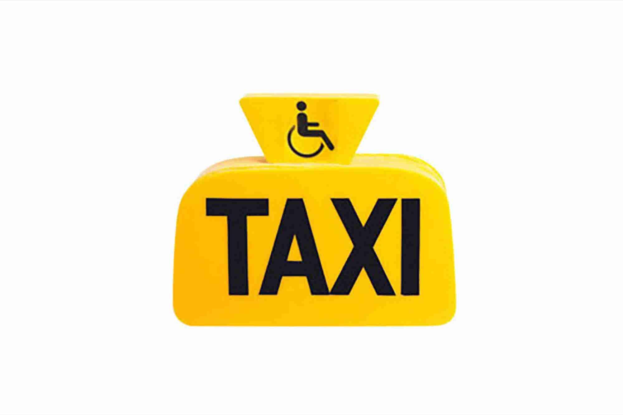 Servicio de taxi para discapacitados