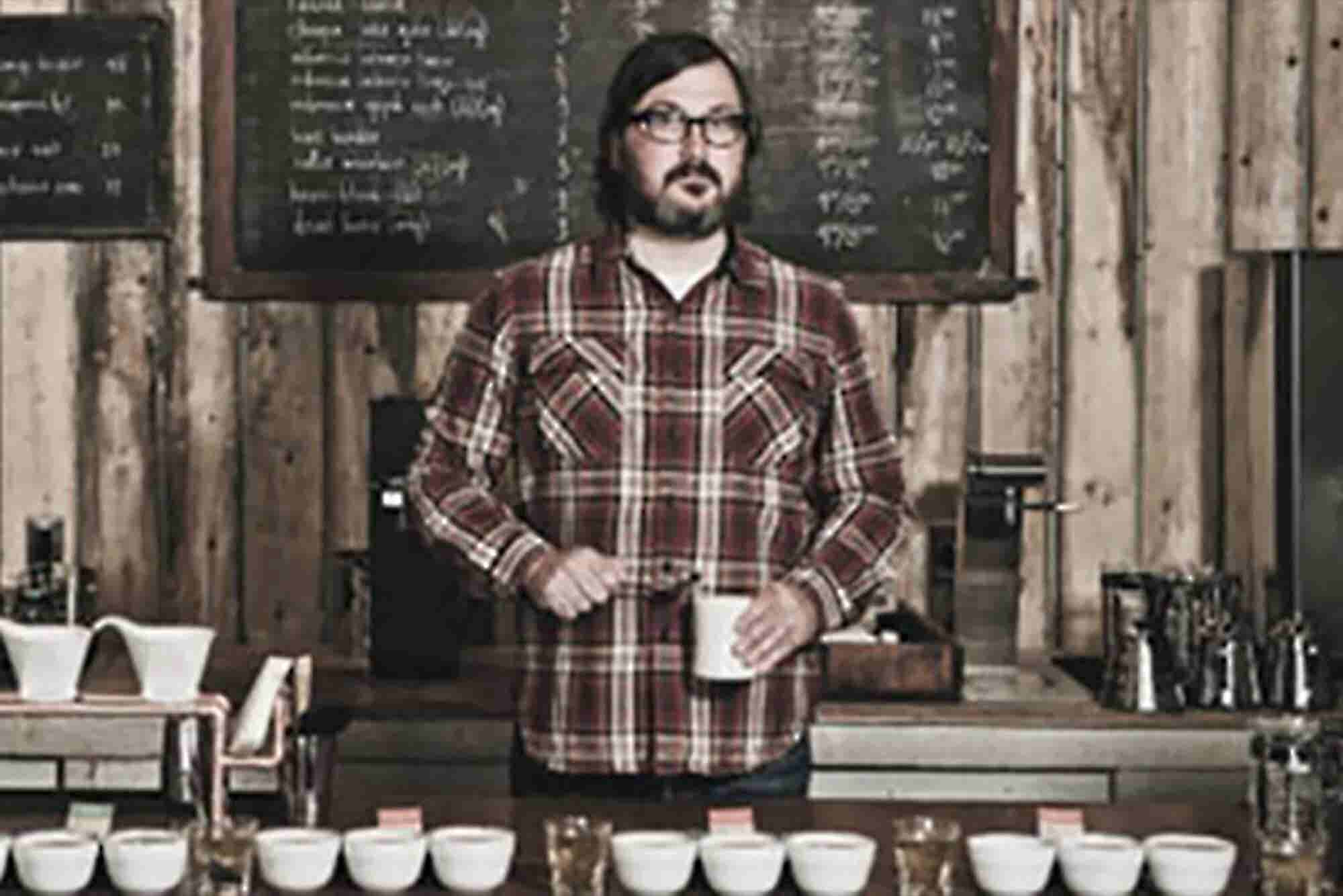 Stumptown's Duane Sorenson, the Coffee Connoisseur