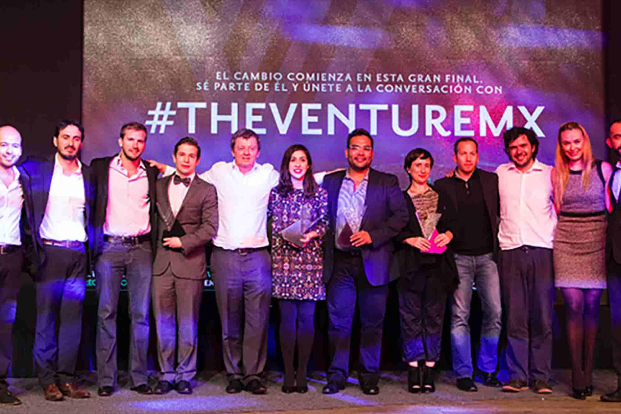 The Venture Mx elige ganador de segunda edición